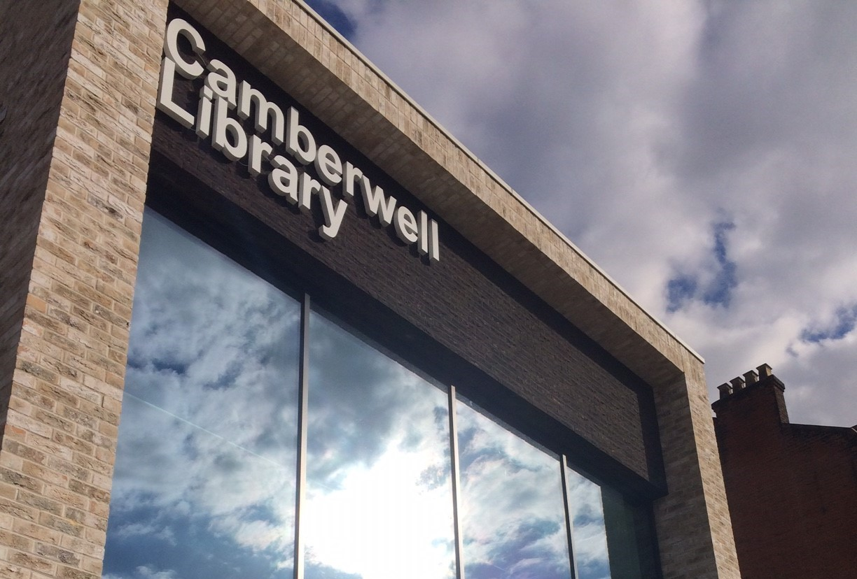 Camberwell Library, Camberwell