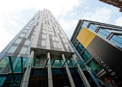 Chapter Spitalfields – Student Accommodation & Reception – London